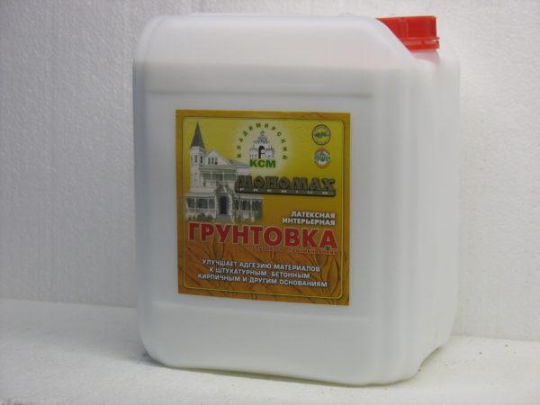 акриловая интерьерная Мономах Premium 10 литров