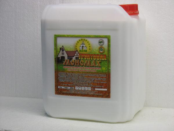 акриловая интерьерная Мономах Standart 5 литров