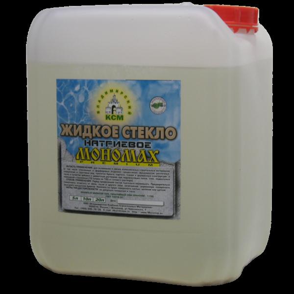 стекло Мономах Premium 5 литров