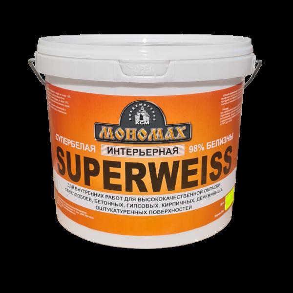 Интерьерная Superweiss супербелая 7кг