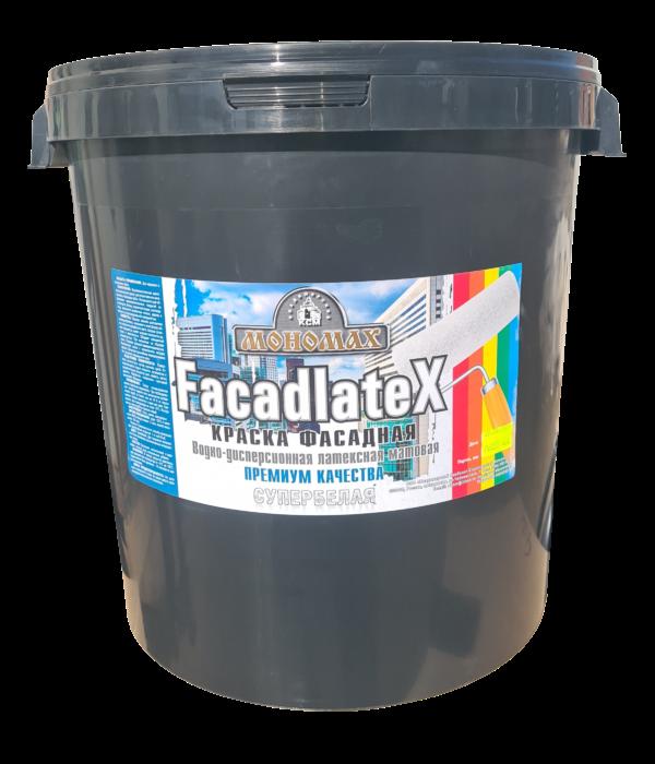 Фасадная Facadlatex супербелая 40кг