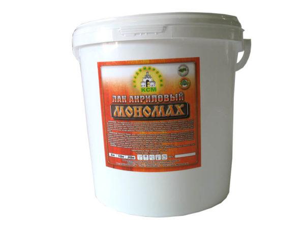 акриловый Мономах 10 литров