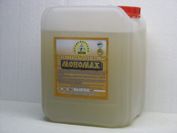 древесины Мономах Standart 10 литров