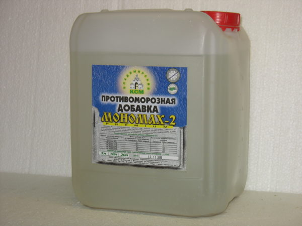 добавка Мономах Premium 20 литров