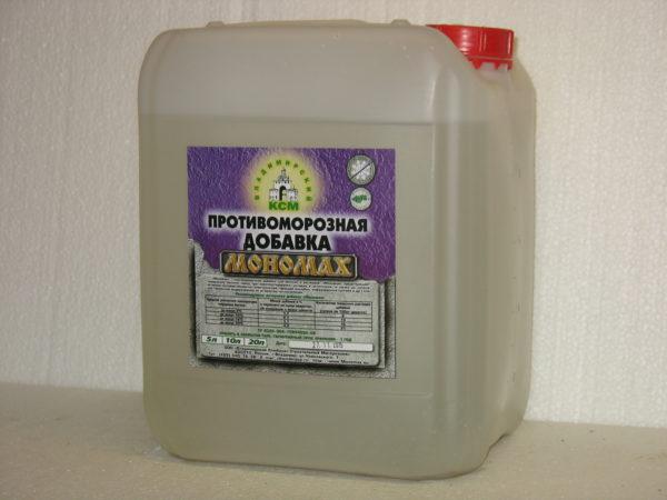 добавка Мономах Standart 5 литров