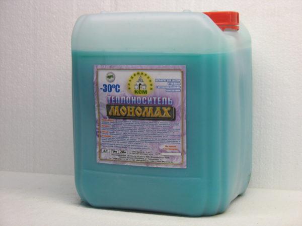 Мономах 30С° Мономах Standart 50 литров